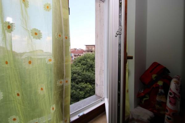 Appartamento in vendita a Torino, Rebaudengo, Arredato, 90 mq - Foto 8
