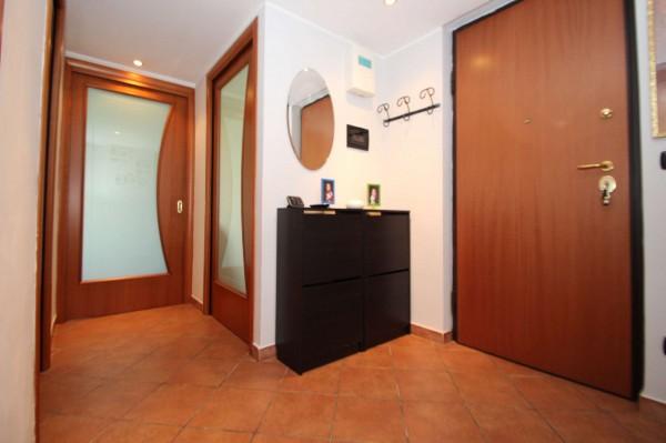 Appartamento in vendita a Torino, Rebaudengo, Arredato, 90 mq - Foto 19