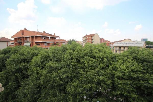 Appartamento in vendita a Torino, Rebaudengo, Arredato, 90 mq - Foto 5