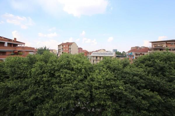 Appartamento in vendita a Torino, Rebaudengo, Arredato, 90 mq - Foto 4