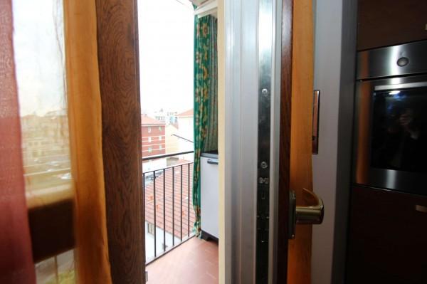 Appartamento in vendita a Torino, Rebaudengo, Arredato, 90 mq - Foto 2