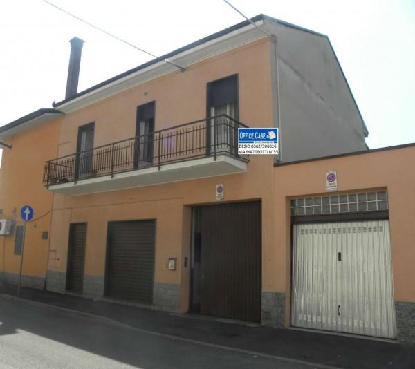 Casa indipendente in vendita a Desio, Oratorio San Giovanni Battista, Con giardino, 300 mq - Foto 13