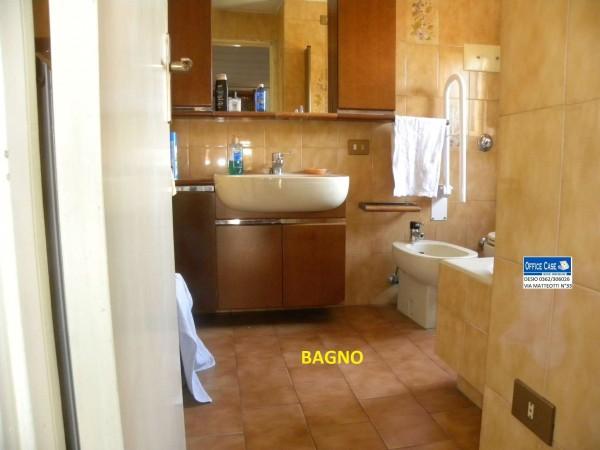 Casa indipendente in vendita a Desio, Oratorio San Giovanni Battista, Con giardino, 300 mq - Foto 4