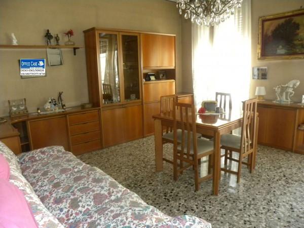 Casa indipendente in vendita a Desio, Oratorio San Giovanni Battista, Con giardino, 300 mq - Foto 11