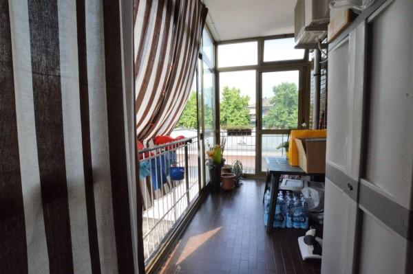 Appartamento in vendita a Torino, Mirafiori Sud, Con giardino, 55 mq - Foto 14