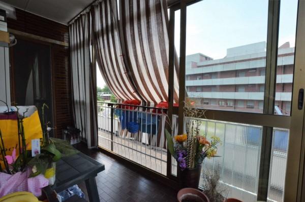 Appartamento in vendita a Torino, Mirafiori Sud, Con giardino, 55 mq - Foto 13