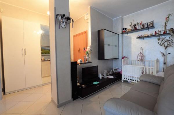 Appartamento in vendita a Torino, Mirafiori Sud, Con giardino, 55 mq - Foto 12
