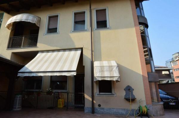 Villa in vendita a Torino, Mirafiori Sud, Arredato, con giardino, 320 mq - Foto 5