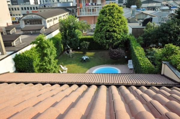 Villa in vendita a Torino, Mirafiori Sud, Arredato, con giardino, 320 mq - Foto 13