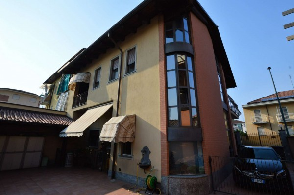Villa in vendita a Torino, Mirafiori Sud, Arredato, con giardino, 320 mq - Foto 21