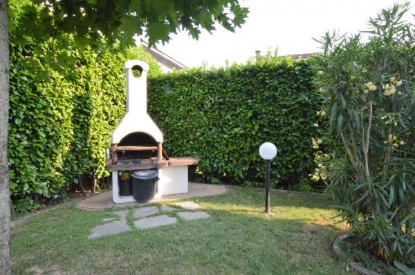 Villa in vendita a Torino, Mirafiori Sud, Arredato, con giardino, 320 mq - Foto 28