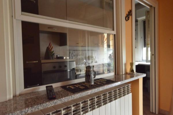 Villa in vendita a Torino, Mirafiori Sud, Arredato, con giardino, 320 mq - Foto 6