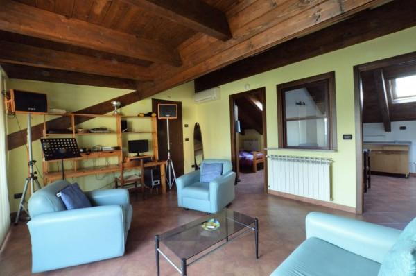 Villa in vendita a Torino, Mirafiori Sud, Arredato, con giardino, 320 mq - Foto 9