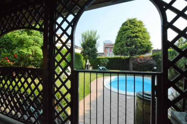 Villa in vendita a Torino, Mirafiori Sud, Arredato, con giardino, 320 mq - Foto 26