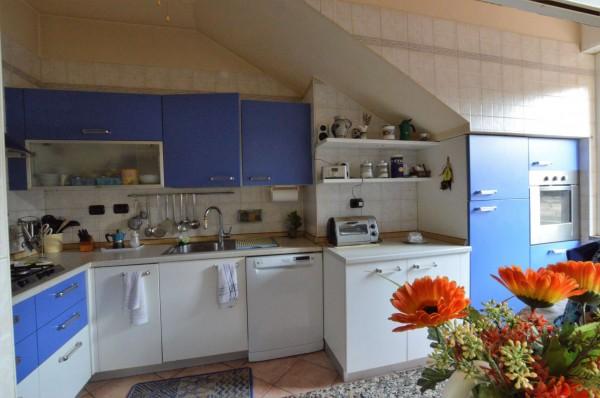 Villa in vendita a Torino, Mirafiori Sud, Arredato, con giardino, 320 mq - Foto 15