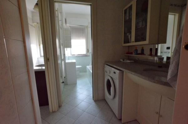 Villa in vendita a Torino, Mirafiori Sud, Arredato, con giardino, 320 mq - Foto 18