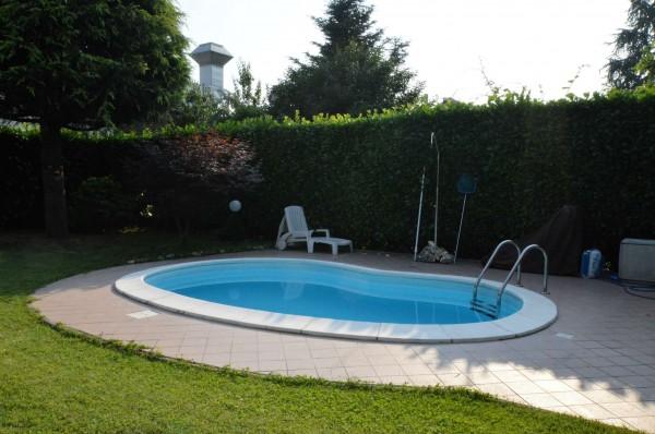 Villa in vendita a Torino, Mirafiori Sud, Arredato, con giardino, 320 mq - Foto 27