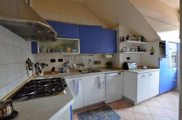 Villa in vendita a Torino, Mirafiori Sud, Arredato, con giardino, 320 mq - Foto 23