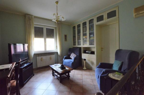 Villa in vendita a Torino, Mirafiori Sud, Arredato, con giardino, 320 mq - Foto 12