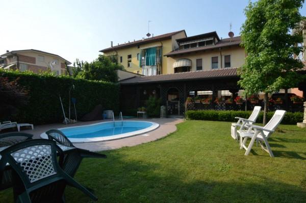 Villa in vendita a Torino, Mirafiori Sud, Arredato, con giardino, 320 mq - Foto 29