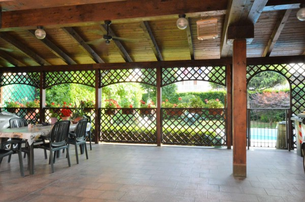 Villa in vendita a Torino, Mirafiori Sud, Arredato, con giardino, 320 mq - Foto 25