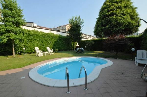 Villa in vendita a Torino, Mirafiori Sud, Arredato, con giardino, 320 mq - Foto 1