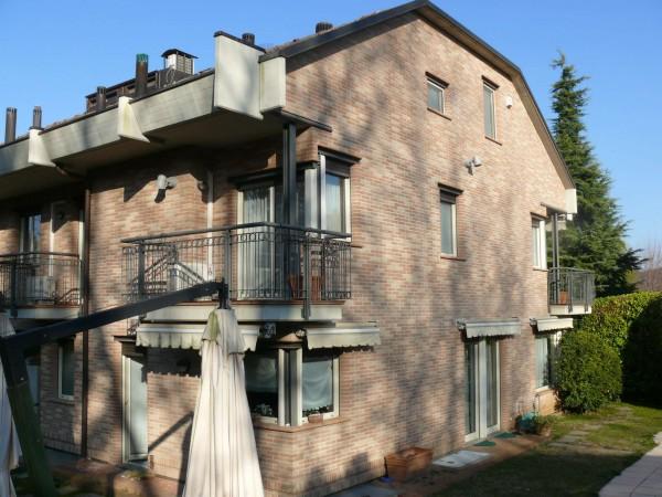 Appartamento in vendita a Rivoli, Con giardino, 330 mq - Foto 22