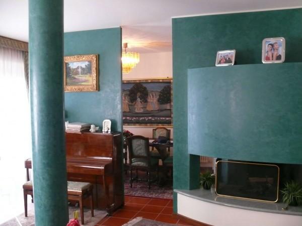 Appartamento in vendita a Rivoli, Con giardino, 330 mq - Foto 17