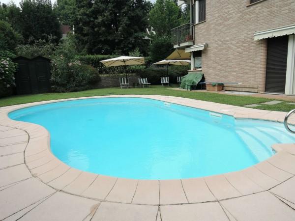 Appartamento in vendita a Rivoli, Con giardino, 330 mq - Foto 9