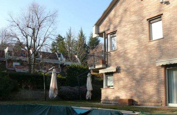 Appartamento in vendita a Rivoli, Con giardino, 330 mq - Foto 21