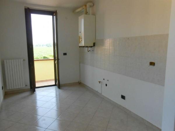 Appartamento in vendita a Casaletto Vaprio, Residenziale, Con giardino, 102 mq