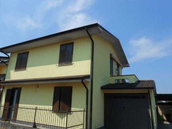 Appartamento in vendita a Casaletto Vaprio, Residenziale, Con giardino, 102 mq - Foto 2