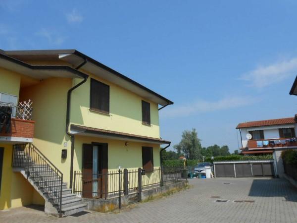 Appartamento in vendita a Casaletto Vaprio, Residenziale, Con giardino, 102 mq - Foto 31