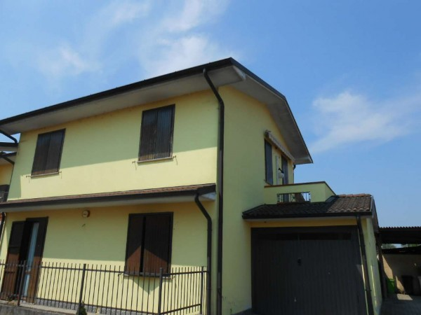 Appartamento in vendita a Casaletto Vaprio, Residenziale, Con giardino, 102 mq - Foto 3