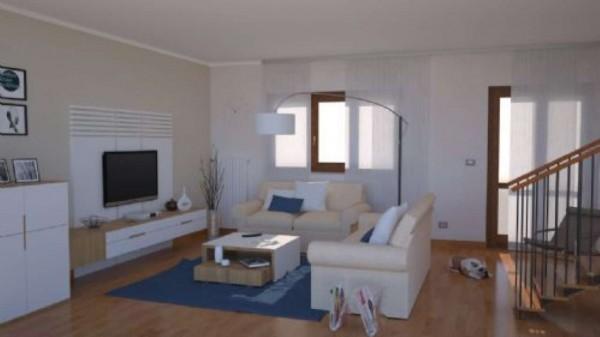 Villa in vendita a Gorla Maggiore, 150 mq - Foto 10