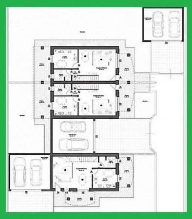 Villa in vendita a Gorla Maggiore, 150 mq - Foto 3