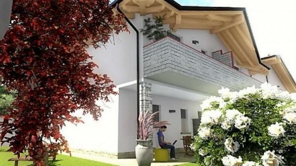 Villa in vendita a Gorla Maggiore, 150 mq