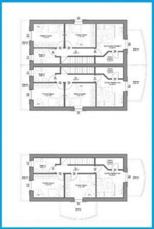 Villa in vendita a Gorla Maggiore, 150 mq - Foto 2