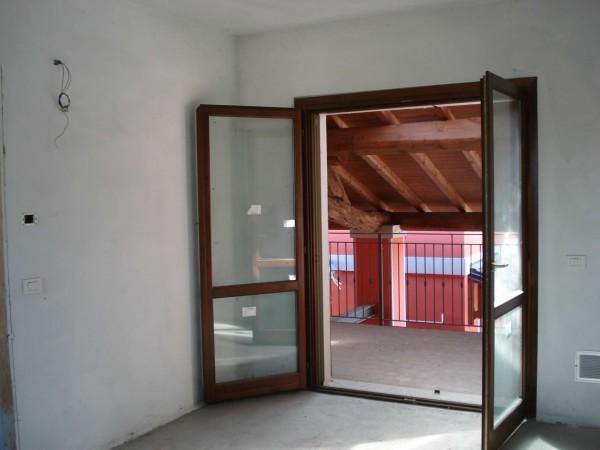 Appartamento in vendita a Trescore Cremasco, Centro, 97 mq