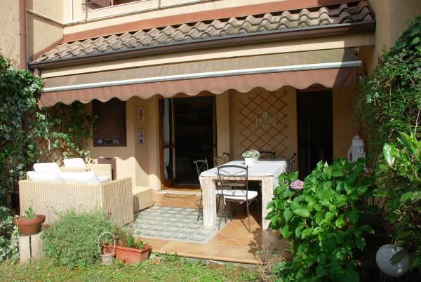 Appartamento in vendita a Vinovo, Centro Paese, Con giardino, 140 mq