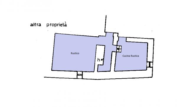 Casa indipendente in vendita a Foligno, Sant'eraclio, Con giardino, 90 mq - Foto 7