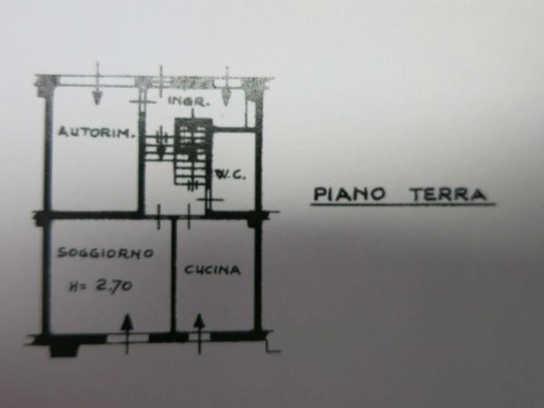 Villetta a schiera in vendita a Majano, Con giardino, 173 mq - Foto 9