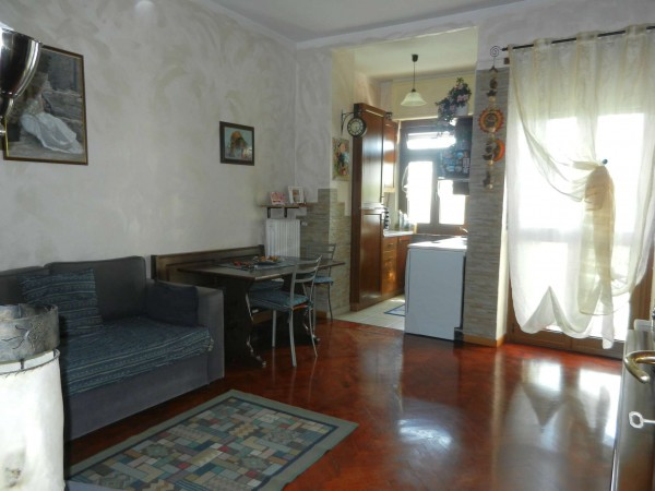 Appartamento in vendita a Venaria Reale, Rigola, Con giardino, 80 mq - Foto 18