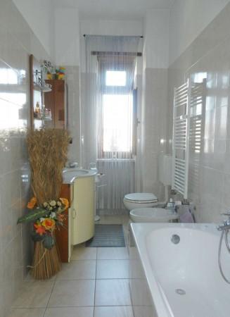 Appartamento in vendita a Venaria Reale, Rigola, Con giardino, 80 mq - Foto 10