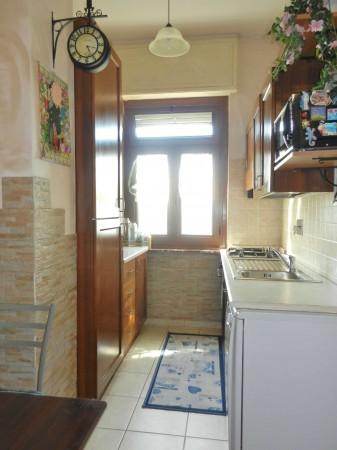 Appartamento in vendita a Venaria Reale, Rigola, Con giardino, 80 mq - Foto 16