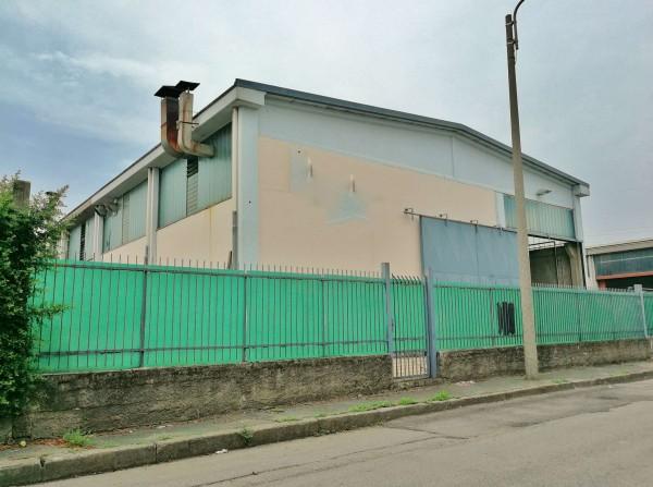Capannone in vendita a San Giuliano Milanese, Uscita Tangeziale Est, 1000 mq - Foto 4