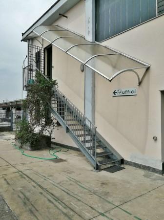 Capannone in vendita a San Giuliano Milanese, Uscita Tangeziale Est, 1000 mq - Foto 14