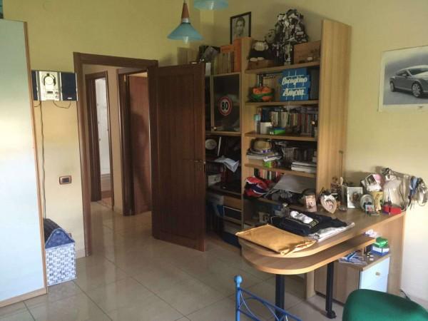 Appartamento in vendita a Sant'Anastasia, Con giardino, 170 mq - Foto 19