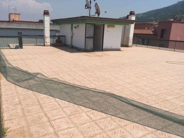 Appartamento in vendita a Sant'Anastasia, Con giardino, 170 mq - Foto 10