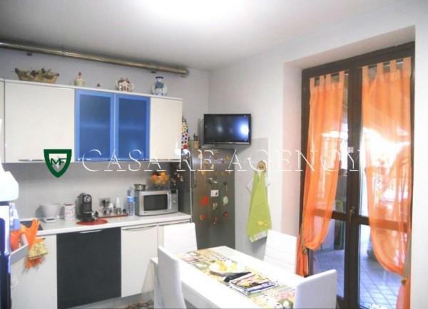 Villetta a schiera in vendita a Varese, Belforte, Con giardino, 275 mq - Foto 22